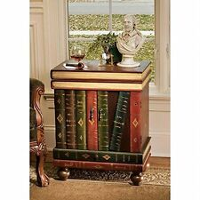 Sk3345 - The Lord Byron Wooden Side Table - New!