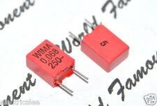 10pcs - WIMA MKP2 0.068uF (0.068µF 0,068uF 68nF) 250V 5% pich:5mm Capacitor