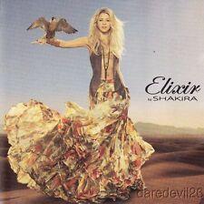"SHAKIRA ""ELIXIR"" Promo Perfume Sample Thinstock Card"