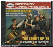 Frederick Fennel: The Spirit Of '76 - CD Mercury Living Presence