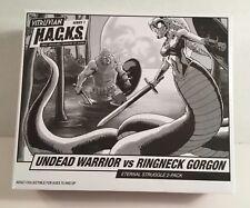 Vitruvian HACKS Eternal Struggle 2-pk set Boss Fight Undead Ringneck sealed