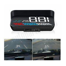 Car HUD Head Up Display OBD II OBD2 +GPS Auto Gauge Dash Screen Projector