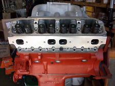 Mopar 440 Dodge Eng Edelbr Alum Heads 1972  Fresh Re-bore Steel Crank LONG BLOCK