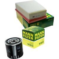 MANN-Filter Set Ölfilter Luftfilter Inspektionspaket MOL-9694638