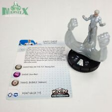 Heroclix Holiday Convention Exclusive Grey Gage #WK-004 Limited Edition w/card!