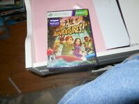 Kinect Adventures (Microsoft Xbox 360 KINECT  2010) FREE SHIPPING