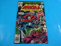 Tomb Of dracula  #59 nice Marvel comics Comic book
