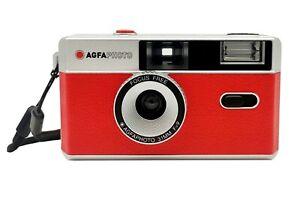 Agfa 35mm Film Camera - RED