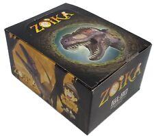 Zoika Mystery Of Dinosaurs Box 50 Packs Stickers Fol-Bo