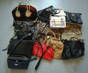 """Different Brand Shoulder/clutch bags """"Choose the one you want from the drop bar"""""""