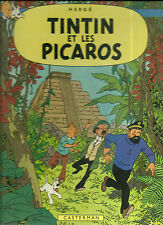 BD - TINTIN ET LES PICAROS ( HERGE - CASTERMAN ) / EDITION ORIGINALE 1976