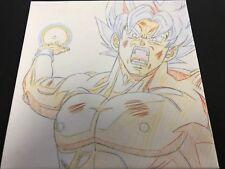 Ichiban Kuji Dragon Ball Super BROLY THE 20th FILM Movie G Prize Bold Canvas B