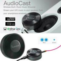 M5 AudioCast HIFI Music Receiver Airplay DLNA WIFI Audio Speaker For IOS C1E9