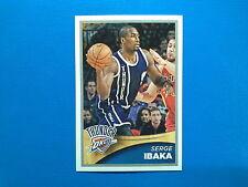 2015-16 Panini NBA Sticker Collection n.302 Serge Ibaka Oklahoma City Thunder