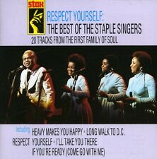 The Staple Singers - Respect Yourself [New CD] UK - Import
