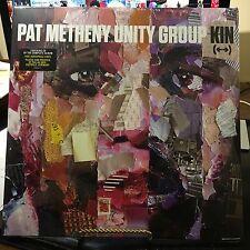 KIN by Pat Metheny Unity Group/Pat Metheny (Vinyl & CD, Feb-2014, PALLAS GERMANY