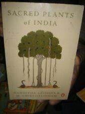 SACRED PLANTS OF INDIA NANDITHA KRISHNA & M. AMIRTHALINGAM ILLUSTRATED PAGES 294