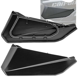 X3 Lower Door Panels Inserts for Can Am Maverick X3 2017-2021 (TWO Doors)