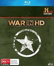 War IN HD - The Complete Collection (Blu-ray, 2013, 6-Disc Set) Region B