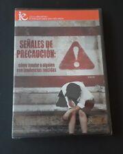 Senales De Precaucion: Como Ayudar A Alguien Con Tendencias Suicidas (DVD) NEW