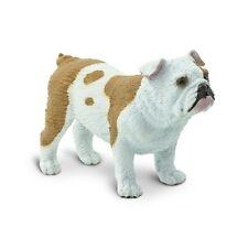 Bulldog Best In Show Dogs #250729 Safari Ltd. NIB!!