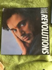 Jean Michelle Jarre Revolutions LP Album Vinyl
