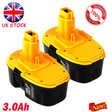 2X 18V 3.0Ah Ni-MH Battery for DeWalt DE9039 DC9096 DE9095 DE9503 DE9096 DE9098