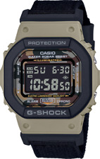 Casio G-Shock Box Set Dual Strap DW5610SUS-5 Camo Limited Edition 2020