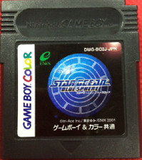 Used Star Ocean: Blue Sphere (Nintendo Game Boy Color, 2001) Japanese Retro Game