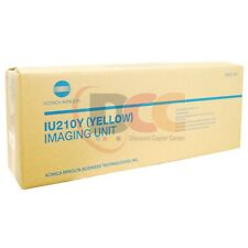 GENUINE IU210Y YELLOW IMAGING UNIT FOR BIZHUB C250 C252 C252P NEC IU2-10 4062301