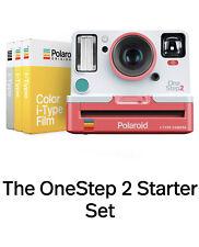 Polaroid OneStep 2 VF - Coral   Kamera 9018 incl. 2 Farbfilme + 1 S/W Film