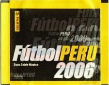 Peru 2005 Panini Copa Peruana Cup Soccer Sticker Pack