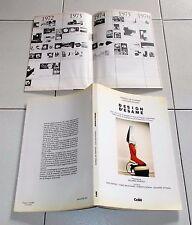 Giorgio De Ferrari Luigi Bistagnino DESIGN D'ESAME Architettura Politecnico 1992