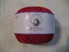 Nazli Gelin Garden 700-38 Crochet Thread, Size #10, 306 yards, Red