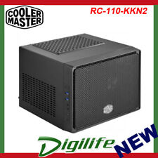 Cooler Master Cube Elite 110 Mini-ITX Case Black No PSU RC-110-KKN2