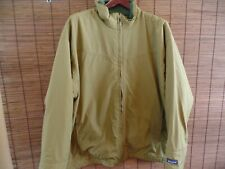 RARE! VINTAGE Patagonia Parka Jacket Soft shell Fleece Lined Men's size XL
