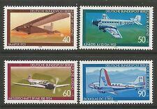 BERLIN 1979. Jeunes Bien être Aviation Ensemble SG: B567/70. Neuf Sans Charnière