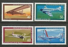 BERLIN. 1979. Youth Welfare (Aviation) Set. SG: B567/70. Mint Never Hinged.