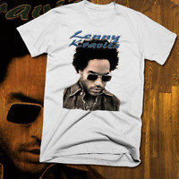 Lenny Kravitz T-Shirt American Rock Legend Retro Tee, S to 3XL, soft cotton