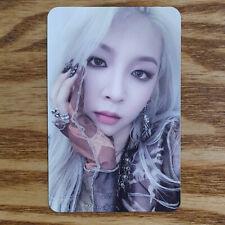 Jiwoo Official PhotoCard Kard 4th Mini Album Red Moon Kpop Genuine