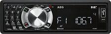 AEG  AR 4029 DAB mit USB CD DAB  - Autoradio mit USB/CARD UKW Bluetooth Hifi