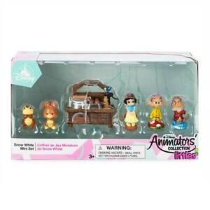 Disney Store Animators' Collection Littles Snow White Mini Set