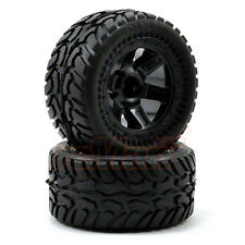 Pro-Line Dirt Hawg Tires Mounted Desperado 2.2 Inch Wheels 1:16 E-Revo #1071-11