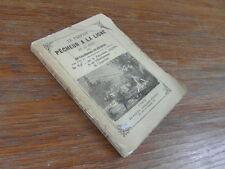LE PARFAIT PECHEUR A LA LIGNE ET AU FILET + CALENDRIER / LE BAILLY  VERS 1880