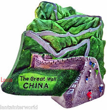 The Great Wall of China NEW Resin 3D Fridge Magnet NEW Holiday Refrigerator