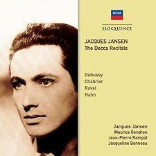 Jacques Jansen: Decca Recitals [New CD] Australia - Import