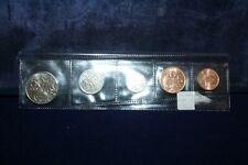 Trinidad & Tobago, BTN-Kursmünzensatz verschiedene JG, 5 Münzen