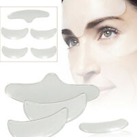 5X Anti Wrinkle Face Eye Forehead Pad Patch Reusable Lifting Silicone Invisible