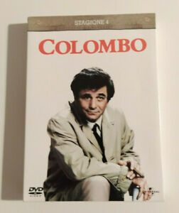 COLOMBO STAGIONE 4 - DVD