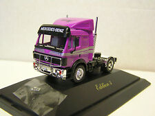 Herpa Werbemodell MB 1748 Edition 3, MB-Ndlsg. M